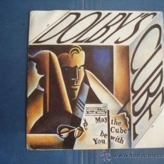 Discos de vinilo: DOLBY´S CUBE MAY THE CUBE BE WITH YOU / GOOGOOPLEXUS PROMO SINGLE. Lote 38885082