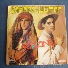Discos de vinilo: KAZINO SAHARA - WOMAN PROMO SINGLE. Lote 38885238