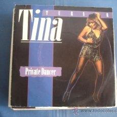 Discos de vinilo: TINA TURNER PRIVATE DANCER. Lote 38890297