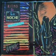 Discos de vinilo: RITMO DE LA NOCHE. FONOMUSIC 1990. LP. Lote 38890675