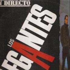 Discos de vinilo: ELEGANTES EN DIRECTO. Lote 38891569