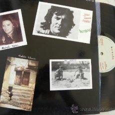 Discos de vinil: JOAN MANUEL SERRAT -RETRATOS -LP 1976 -BUEN ESTADO. Lote 54353025