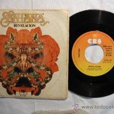 Discos de vinilo: SINGLE - SANTANA - REVELACIÓN - EDITADO CBS - 1978 - ESPAÑA. Lote 38898329