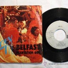 Discos de vinilo: SINGLE - BONEY M - BELFAST - EDITADO ARIOLA - 1977 - ESPAÑA. Lote 38898768
