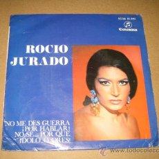Discos de vinilo: ROCIO JURADO - . Lote 38917415