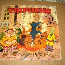 Discos de vinilo: TRIPUCHO - 1958 - CUENTO INFANTIL - CASAS AUGE . Lote 38917802