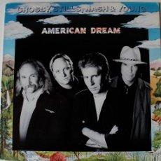 "Discos de vinilo: CROSBY, STILLS, NASH AND YOUNG ""AMERICAN DREAM"" EDICION AMERICANA, PERFECTA! 1988 . Lote 38921453"