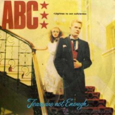 Discos de vinilo: ABC - TEARS ARE NOT ENOUGH / ALPHABET SOUP (SINGLE 45 RPM). Lote 38921497