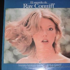 Discos de vinilo: EL MUNDO DE RAY CONNIFF. Lote 38923720
