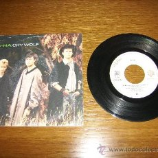 Discos de vinilo: SINGLE - A-HA - CRY WOLF (PROMOTIONAL) - EDITION SPANISH. Lote 38924412