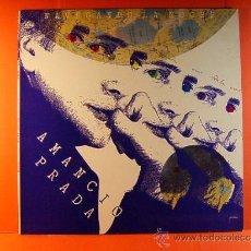 Discos de vinilo: NAVEGANDO LA NOCHE - AMANCIO PRADA - ARIOLA EURODISC BMG LEKIP BONITA ILUSTRACION - 1988 - LP ... . Lote 38925455