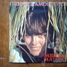 Discos de vinilo: MIREILLE MATHIEU - MON BEL AMOUR D´ETE + 3. Lote 38934757
