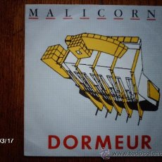 Discos de vinilo: MALICORNE - DORMEUR (VERSION RADIO) + DORMEUR (VERSION ALBUM) . Lote 38934847