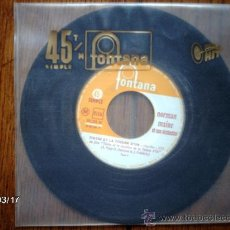 Discos de vinilo: NORMAN MAINE ET SON ORCHESTRE - TINTIN ET LA TOISON D´OR + LOIN DE TOI . Lote 38934889