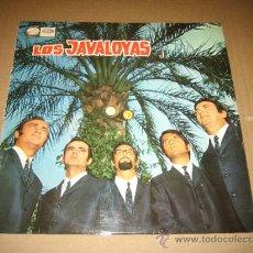 Discos de vinilo: LOS JAVALOYAS - 1968. Lote 38947196
