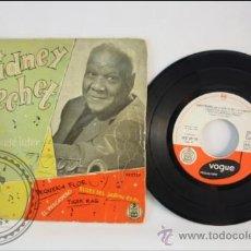 Discos de vinilo: SINGLE - SIDNEY BECHET - PEQUEÑA FLOR - EDITADO HISPAVOX - 1959 - ESPAÑA. Lote 38935314