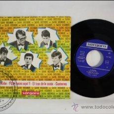 Discos de vinilo: SINGLE - LOS SIREX - LA ESCOBA - EDITADO VERGARA - 1965 - ESPAÑA. Lote 38936466
