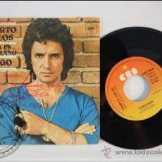 Discos de vinilo: ROBERTO CARLOS - AMIGO - EDITADO CBS - 1978 - ESPAÑA. Lote 38937939
