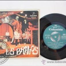 Discos de vinilo: LOS BRAVOS - BRING A LITTLE LOVIN - EDITADO COLUMBIA - 1967 - ESPAÑA. Lote 38939761