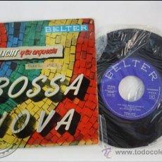 Discos de vinilo: ENOCH LIGHT Y SU ORQUESTA - BOSSA NOVA - EDITADO BELTER - 1963 - ESPAÑA. Lote 38940280