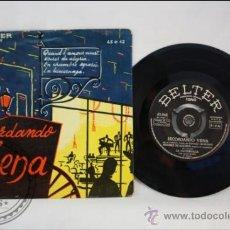 Discos de vinilo: RECORDANDO VIENA - CUANDO MUERE EL AMOR - EDITADO BELTER - 1963 - ESPAÑA. Lote 38940518