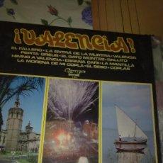 Discos de vinilo: VALENCIA . EL FALLERO. L´AENTRÁ DE LA MURTRA. VALENCIA . PEPITA GREUS. EL GATO MONTES. GALLITO. C2V. Lote 38942083