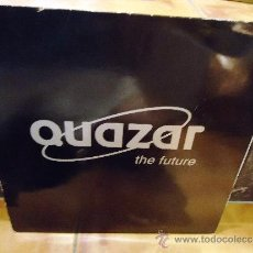 Discos de vinilo: LP QUAZAR- THE FUTURE. Lote 38942667
