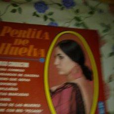 Discos de vinilo: PERLITA DE HUELVA AMIGO CONDUCTOR. LLORA CONMIGO. FANDANDOS DE CACERIA C1V. Lote 38943158