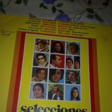 Discos de vinilo: SELECCIONES FLAMENCAS Nº 4. C1V. Lote 95741946