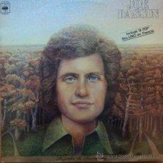Discos de vinilo: JOE DASSIN - LE JARDIN DU LUXEMBOURG - EDICIÓN DE 1977 DE ESPAÑA. Lote 38943444