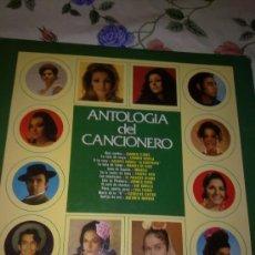Discos de vinilo: ANTOLOGIA DEL CANCIONERO. PENA,PENITA,PENA. LOLA FLORES. MARIA DE LA O, ESTRELLITA CASTRO. C4V.. Lote 38943543