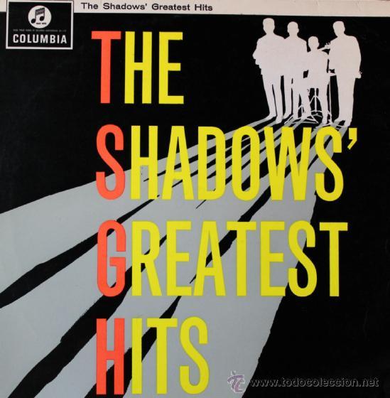 THE SHADOWS GREATEST HITS LP COLUMBIA 1962 ORIGINAL INGLES Msica