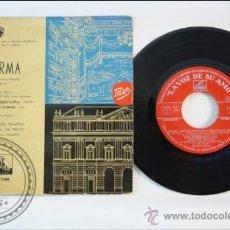 Discos de vinilo: NORMA - CASTA VIVA - LA VOZ DE SU AMO - 1958 - ESPAÑA. Lote 38950573