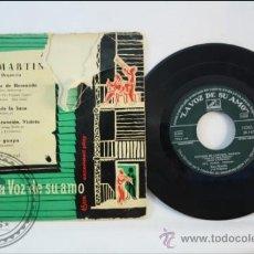 Discos de vinilo: RAY MARTIN - EL ESCONDITE DE HERNANDO - LA VOZ DE SU AMO - 1958 - ESPAÑA. Lote 38950605