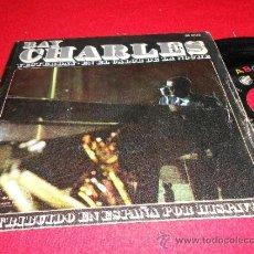 Discos de vinilo: RAY CHARLES YESTERDAY / EN EL CALOR DE LA NOCHE 7