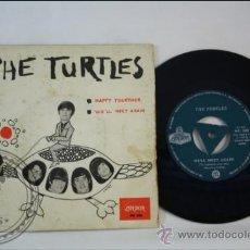 Discos de vinilo: THE TURTLES - SHE´D RATHER BE WITH ME - EDITADO LONDON - 1967 - ESPAÑA. Lote 38952740