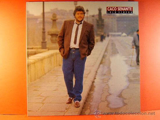 LOCO VENENO - CACO SENANTE - CANARIAS -LO MEJOR DE TU VIDA,ME GUSTA,-BANANA,ETC TWINS - 1989 -LP ... (Música - Discos - LP Vinilo - Solistas Españoles de los 70 a la actualidad)