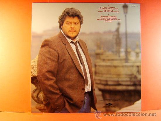 Discos de vinilo: LOCO VENENO - CACO SENANTE - CANARIAS -LO MEJOR DE TU VIDA,ME GUSTA,-BANANA,ETC TWINS - 1989 -LP ... - Foto 2 - 38953757