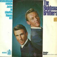 Discos de vinilo - THE RIGHTEOUS BROTHERS EP DEL SELLO HISPAVOX. - 38959735