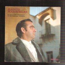 Discos de vinilo: JUANITO MARAVILLAS. Lote 38963770