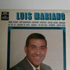 Discos de vinilo: LUIS MARIANO-1969. Lote 39135071