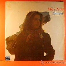 Discos de vinilo: AMORES - MARI TRINI - WALDO DE LOS RIOS -HISPAVOX- FOTOS ONTAÑON,LETRAS CANCIONES - 1970 - LP ... . Lote 38971184
