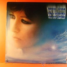 Disques de vinyle: UNA ESTRELLA EN MI JARDIN - MARI TRINI - HISPAVOX - LETRAS CANCIONES - DANILO VAONA - 1982 - LP ... . Lote 38972228