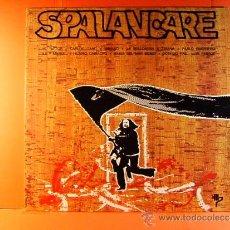Discos de vinilo: SPALANCARE (ABRAMOS) - U.S.O. - UNION SINDICAL OBRERA - F.T.C.V.C. - MADE IN ITALY - ¿1978 ? - LP.... Lote 38974085