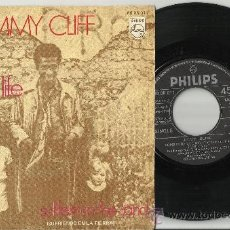 Discos de vinilo: JIMMY CLIFF SINGLE COME INTO MY LIFE ESPAÑA 1970. Lote 38981715