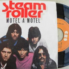 Discos de vinilo: STEAM ROLLER -SINGLE 1979 -BUEN ESTADO. Lote 38982980
