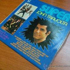 Discos de vinilo: SUPER JOHN TRAVOLTA. Lote 38993512