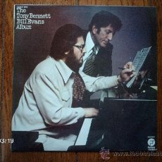 Discos de vinilo: THE TONY BENNETT BILL EVANS ALBUM. Lote 38999551