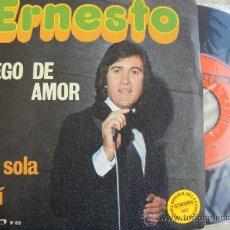 Discos de vinilo: ERNESTO -SINGLE 1977 -IMPECABLE. Lote 39501108