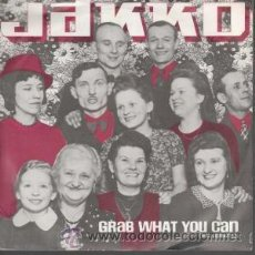 Discos de vinilo: JAKKO / GRAB WHAT YOU CAN ( KING CRIMSON ) CHISWICK RECORDS.!! RARA ORG UK !! TODO EXC. Lote 38982176